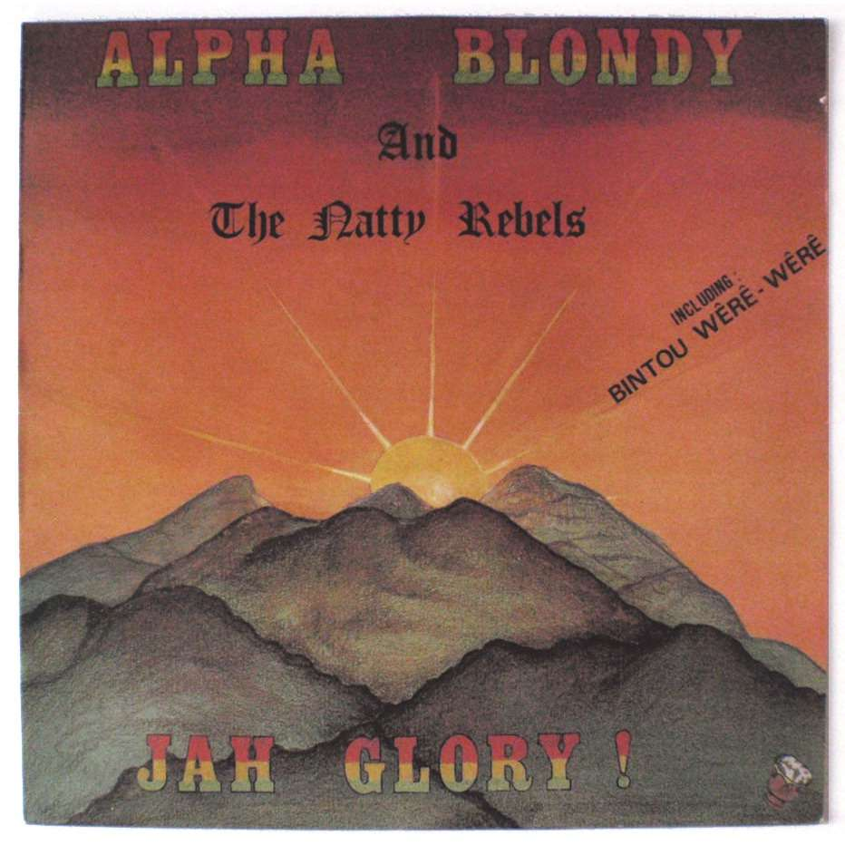 alpha blondy jah glory