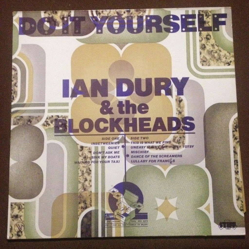 Do it yourself by ian dury and the blockheads lp with hossana ref ian dury and the blockheads do it yourself solutioingenieria Images