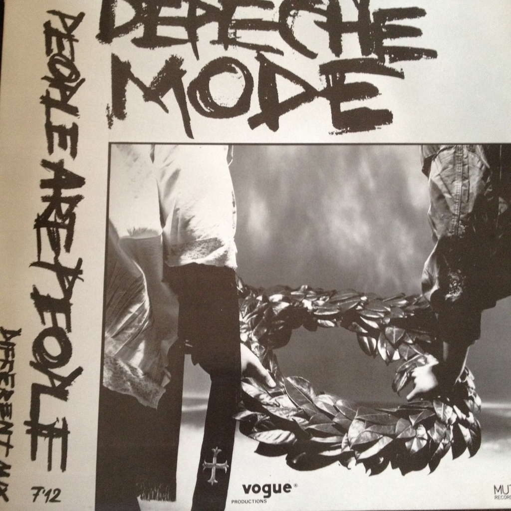 depeche mode people are people