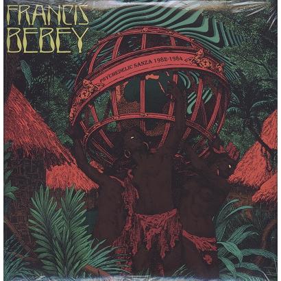 Francis Bebey psychedelic sanza