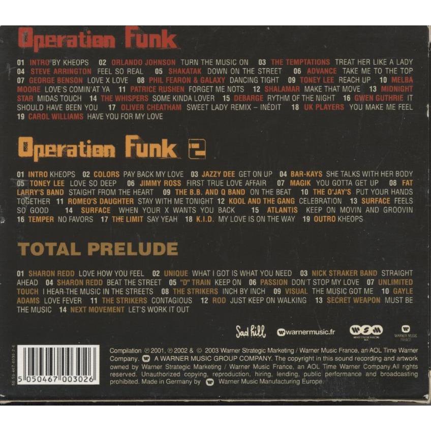 dj kheops operation funk 1