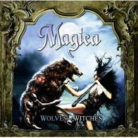 MAGICA wolves & witches.digipack.