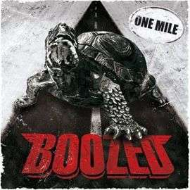 BOOZED one mile + dvd