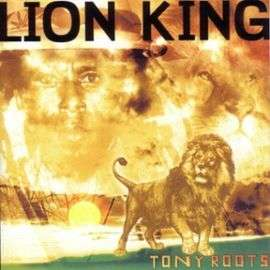 tony roots lion king