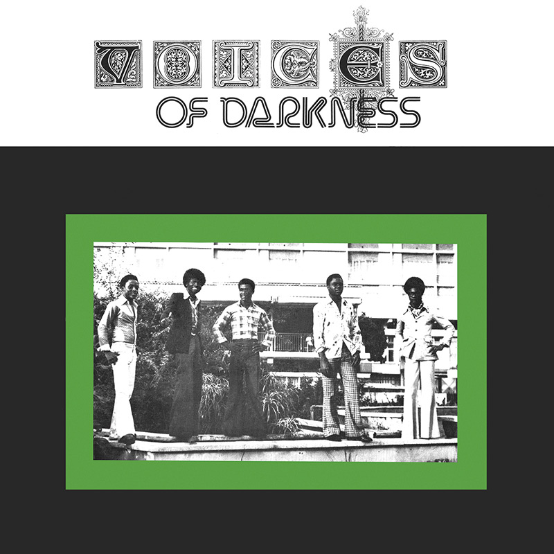 VOICES OF DARKNESS - Same - LP