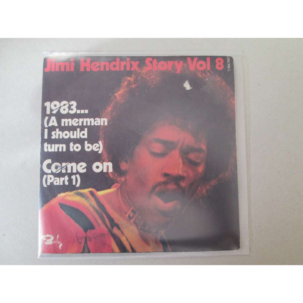 Jimi HENDRIX 1983... (A Merman I Should Turn To Be) / Come On (part 1)