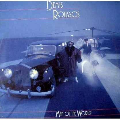 Demis Roussos Man of the world