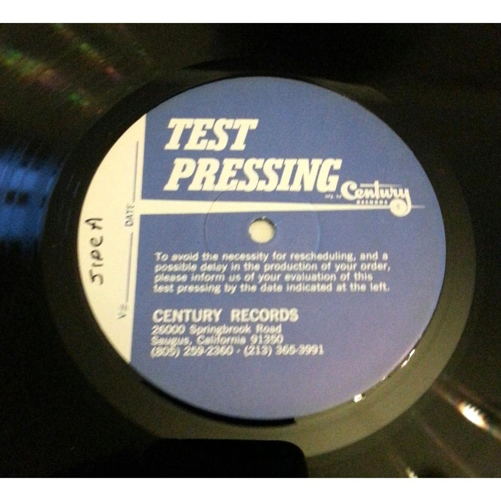 SERGE KOUSSEVITZKY SERGE KOUSSEVITZKY IN PERFORMANCE / TEST PRESSING