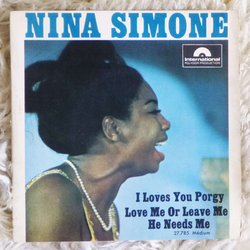 I Loves You Porgy 2 By Nina Simone Ep With Geminicricket