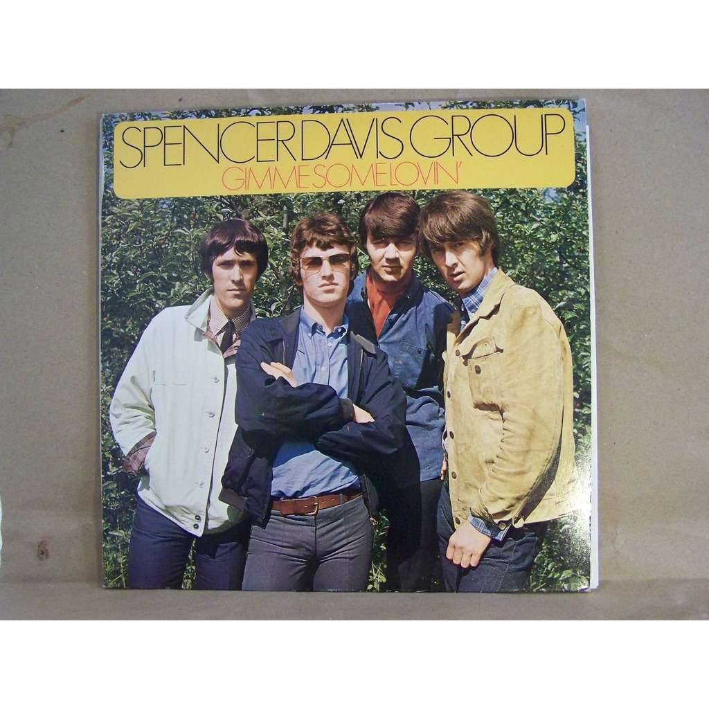 Spencer Davis Group, The Gimme Some Lovin'