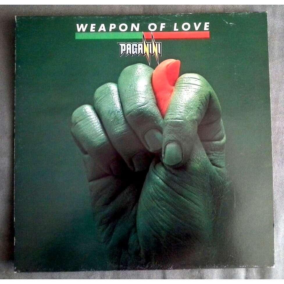 PAGANINI Weapon of love