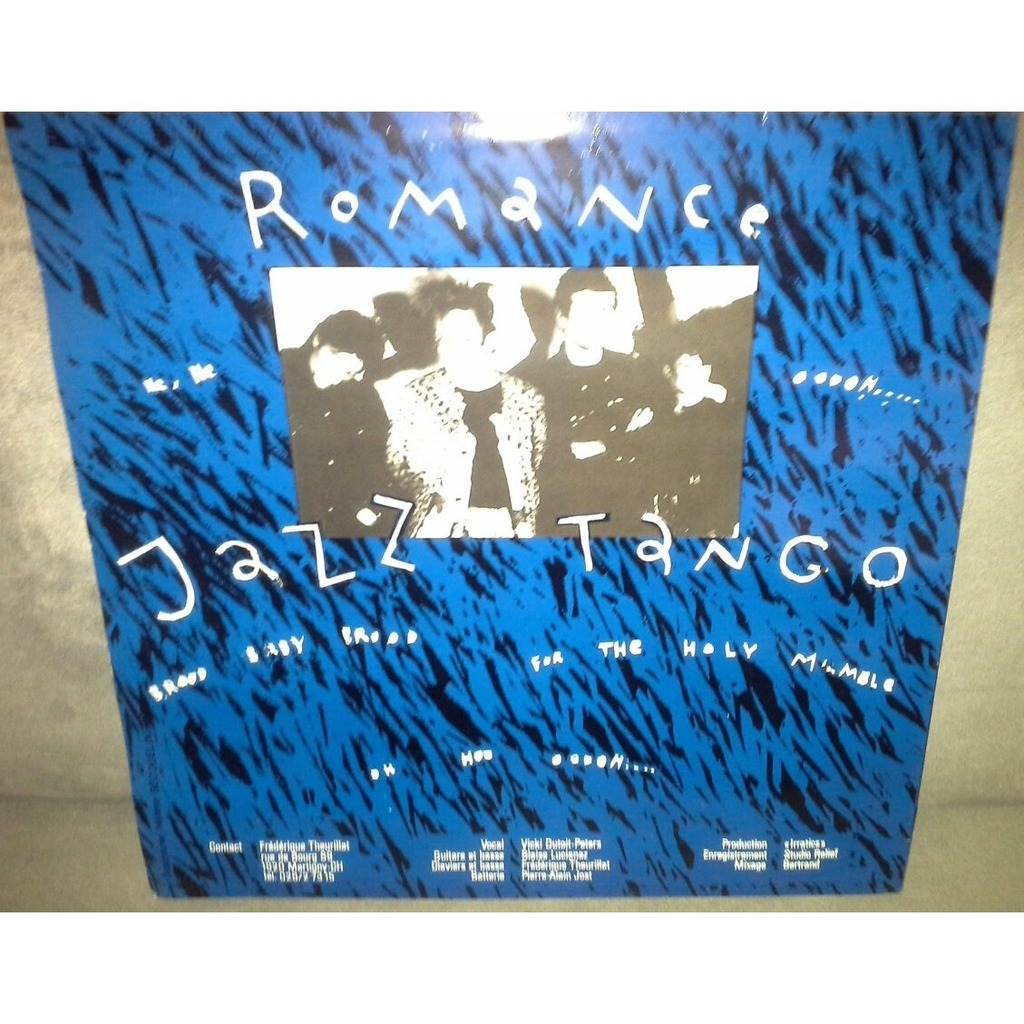 IRRATICS ROMANCE / JAZZ / TANGO