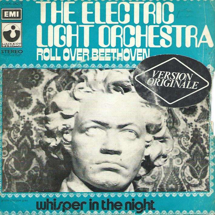 Roll Over Beethoven Whisper In The Night By Electric
