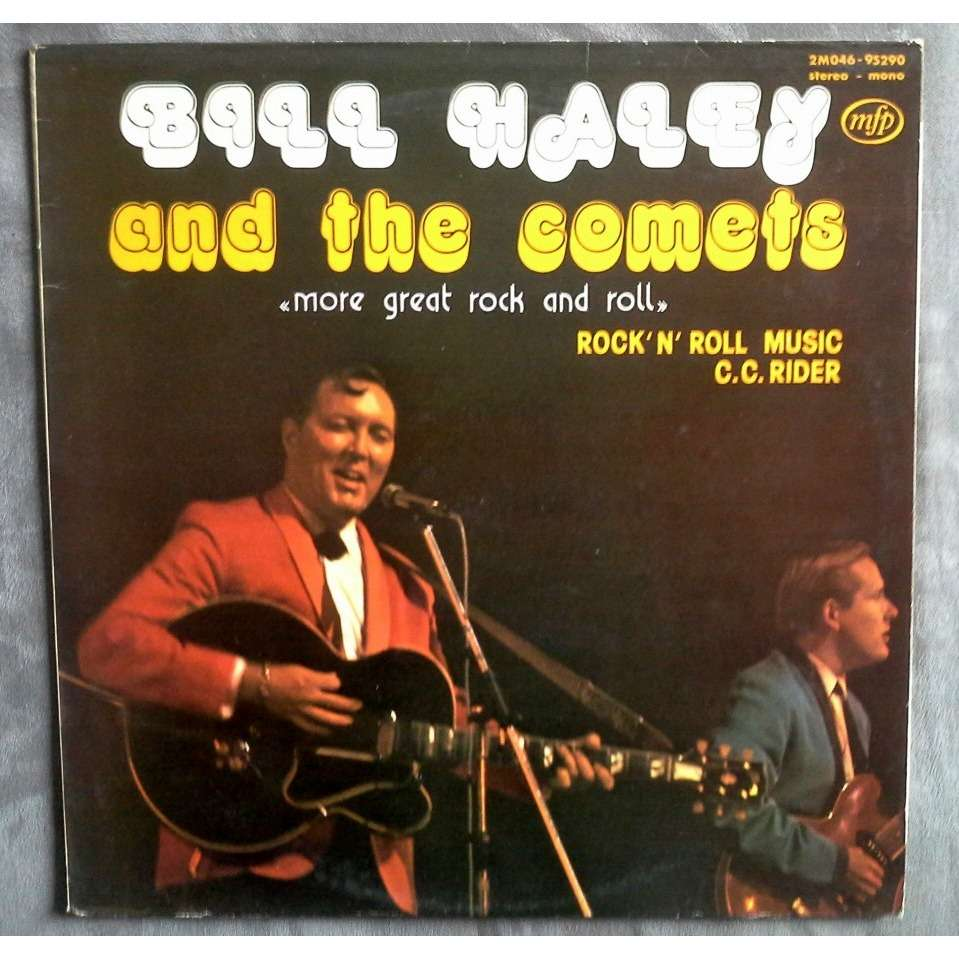 bill haley and the comets More great rock and roll.