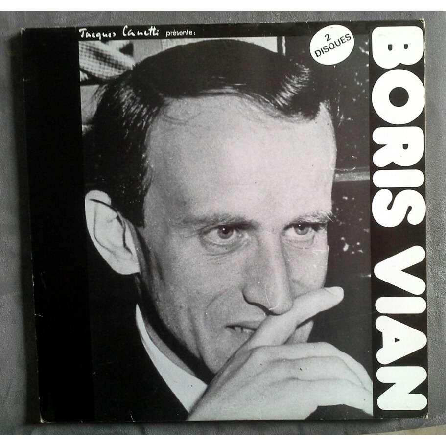 BORIS VIAN SARAH BOREO JEAN BOURBON La fête à Boris