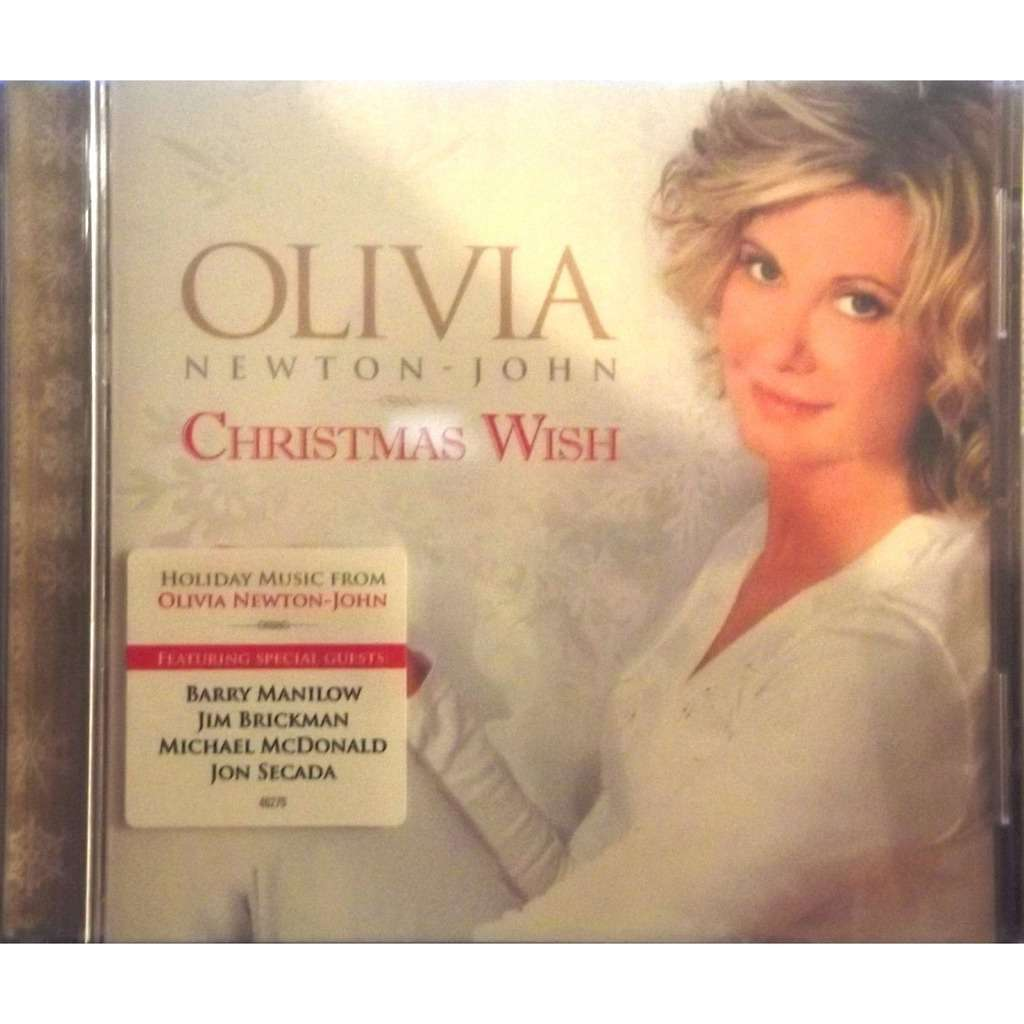 Christmas wish by Olivia Newton-John, CD with vinyl59 - Ref:117194517