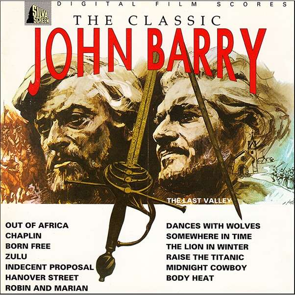 The Classic John Barry By John Barry Cd With Ouvrier