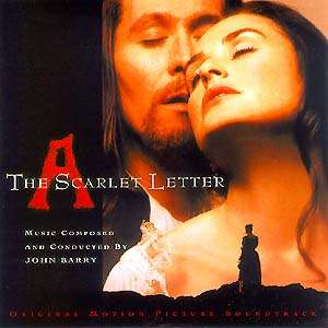 john barry The Scarlet Letter