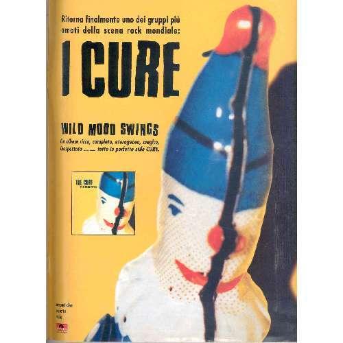 The Cure RUMORE(N.53 JUNE 1996)(ITALIAN 1996 MUSIC MAGAZINE)