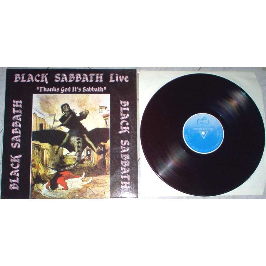Black Sabbath Thanks God it's Sabbath(Munchen 22.10.83)