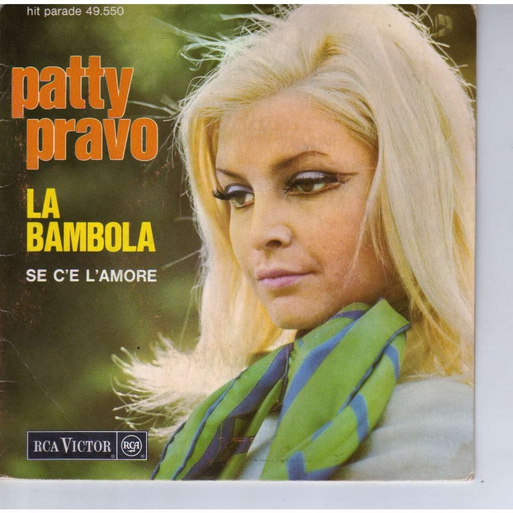 La Bambola Se C E L Amore By Patty Pravo Ep With