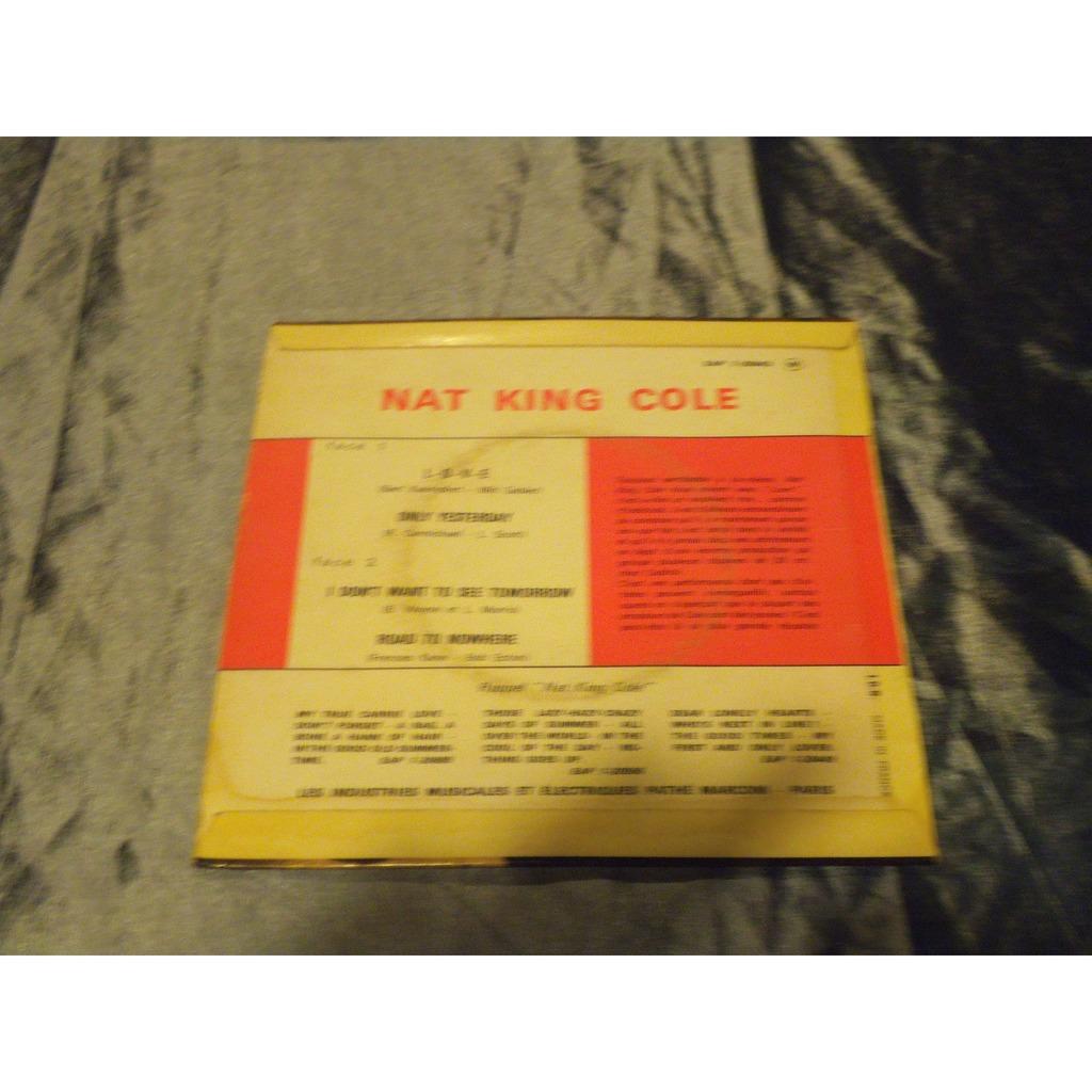 COLE,NAT KING L-O-V-E/I DON'T WANT TO SEE TOMORROW