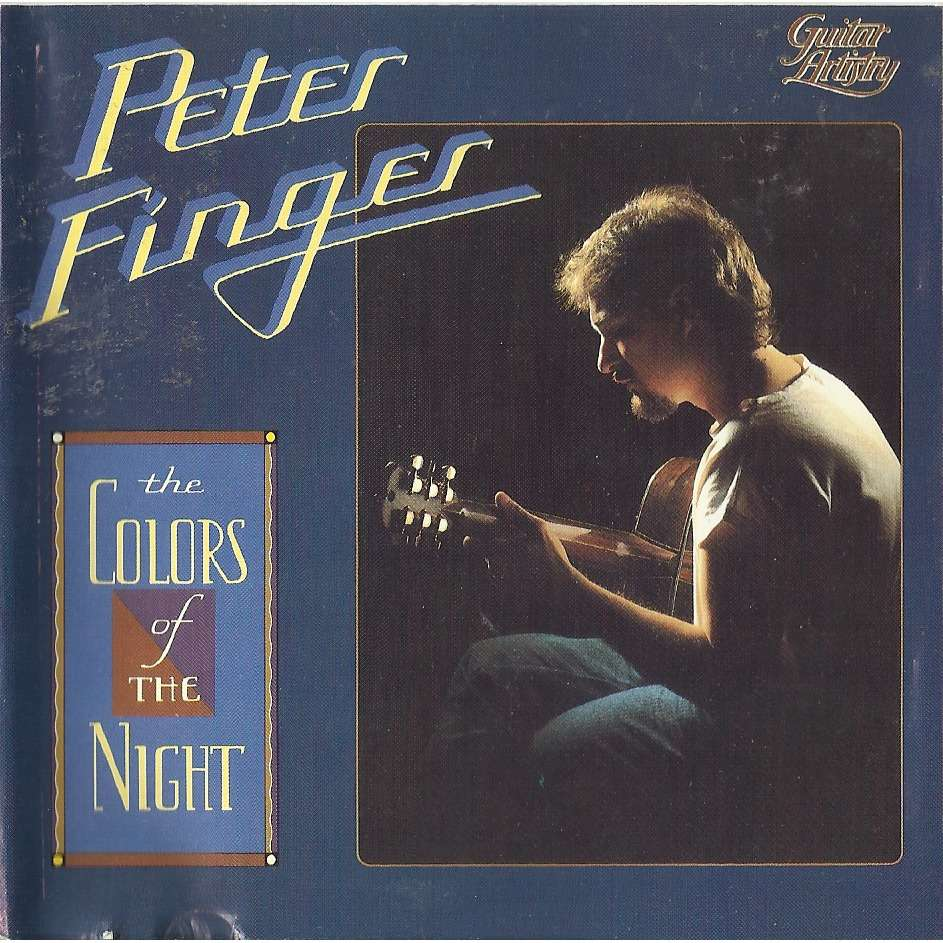 peter finger the colors of the night
