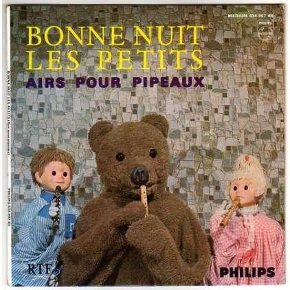 B.O.F. BONNE NUIT LES PETITS B.O. DE L'EMISSION TV 'BONNE NUIT LES PETITS'
