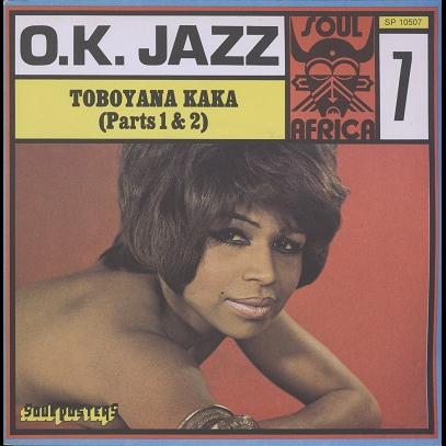 OK Jazz Toboyana Kaka