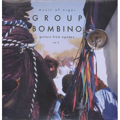 Group Bombino Guitars of agadez vol.2