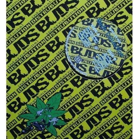 Buds Collection EP EP 7 titres (Frank delour, crush sounds, Supa Dj ...)