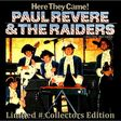 paul revere and the raiders rare raiders limited # cd
