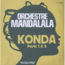ORCHESTRE MANDALALA - Konda - 45 RPM (SP 2 títulos)