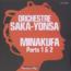 ORCHESTRE SAKA-YONSA - Minakufa - 45 RPM x 1