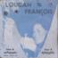 LOUGAH FRANÇOIS - Sakapopia / djidjigbka - 45 RPM (SP 2 títulos)