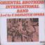 ORIENTAL BROTHERS INTERNATIONAL BAND - Kele chi - 45 RPM (SP 2 títulos)