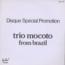 TRIO MOCOTO - xuxu melao / doca - 7inch (SP)