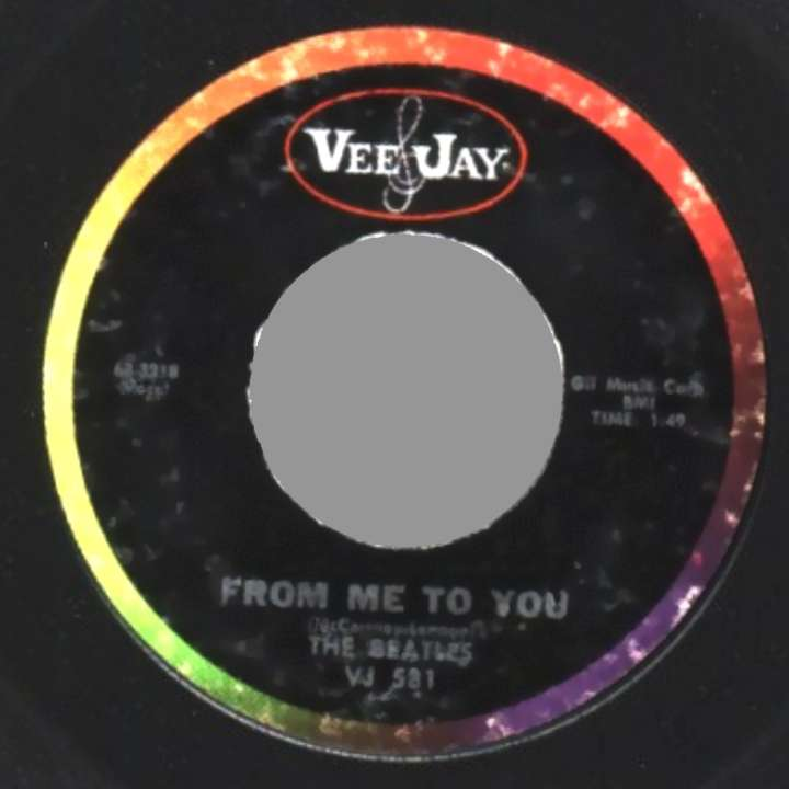 The Beatles From Me To You / Please Please Me