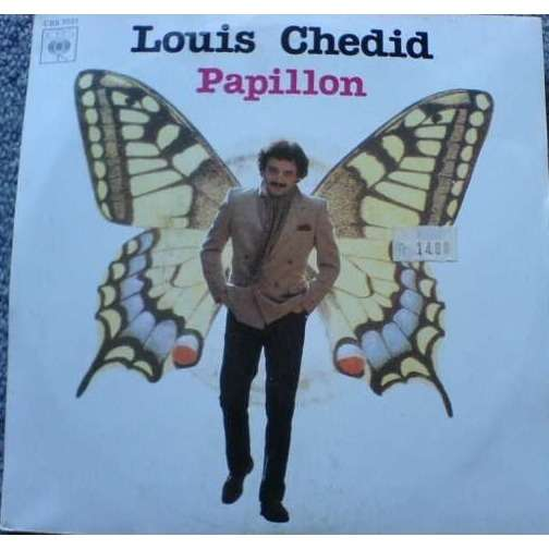 Louis Chedid Papillon