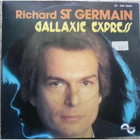 Richard St Germain Gallaxie express