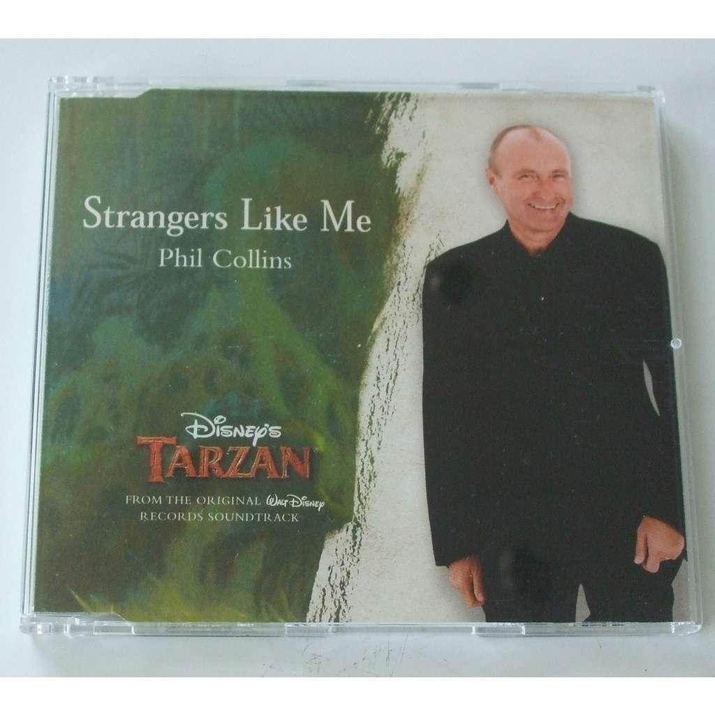 Phil Collins Strangers like me (Disney's Tarzan)