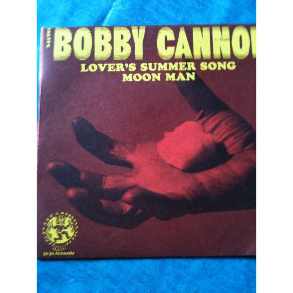 Bobby CANNON Lover's summer song