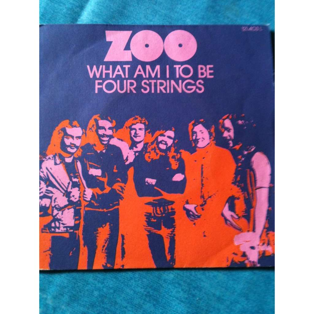 ZOO What am I to be