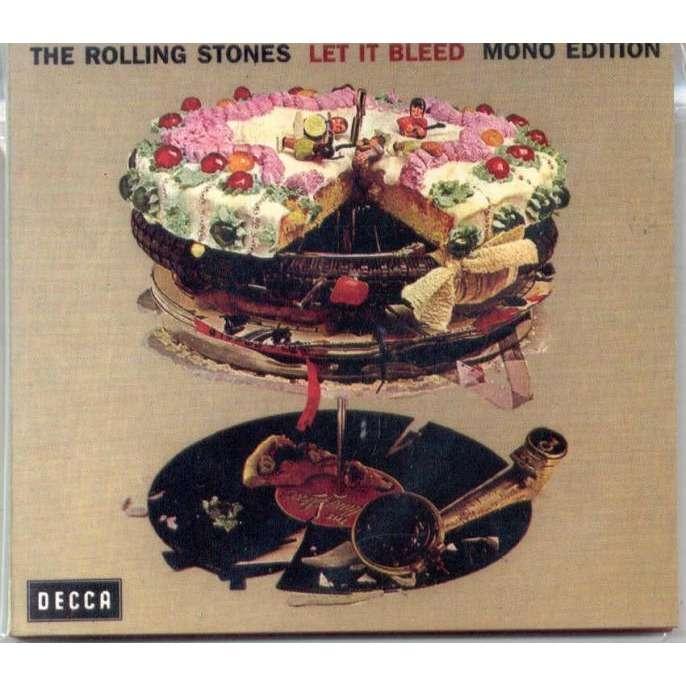 Let It Bleed Mono Edition Amp Bonus Tracks By Rolling