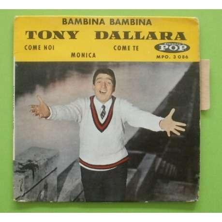 tony dallara BAMBINA BAMBINA + 3