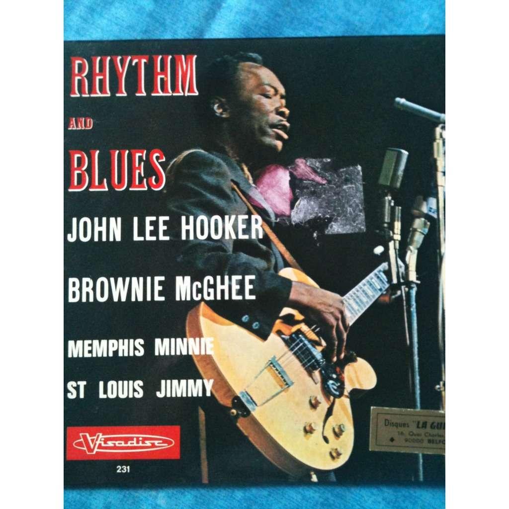 Various Artists Rhythm and Blues