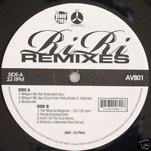 Rihanna Remixes