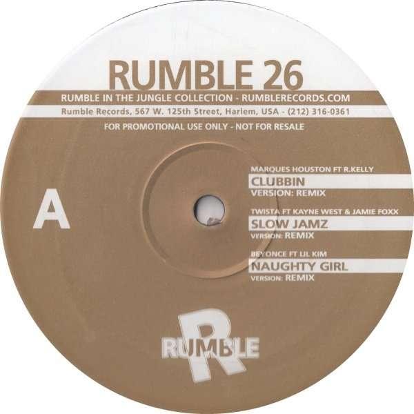 Rumble 26 Rumble 26