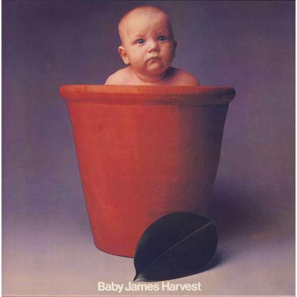 BARCLAY JAMES HARVEST Baby James Harvest (original UK press - 1972)