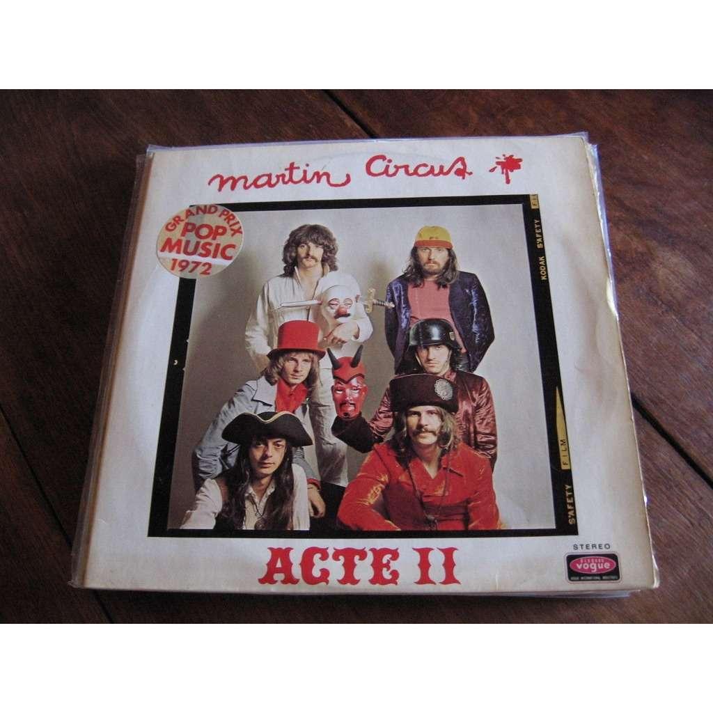 martin circus Acte 2